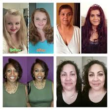 hairstyle makeovers before and after 13 mom makeovers that are truly jaw dropping transformations