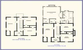 2nd story addition floor plans home design inspirations