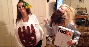 Halloween Costume 2 Girls Diy Halloween Costumes Friends Popsugar Smart Living