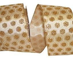 honeycomb ribbon honeycomb ribbon etsy