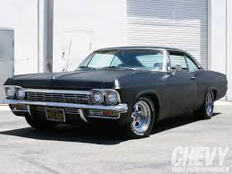 1965 chevy impala ss chevy high performance magazine
