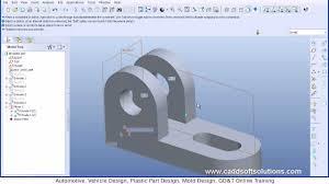 pro engineer pro e wildfire 5 0 basic beginner part modeling