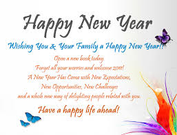 messages collection new year images with messages