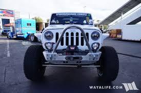 jeep commando 2016 2016 sema spiderweb shade jeep jk wrangler unlimited