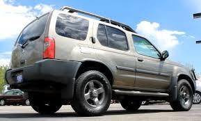 nissan xterra finance specials pre owned vehicle spotlight 2002 nissan xterra se