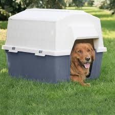 Igloo Dog Houses Petmate Barn Home Dog House Walmart Com