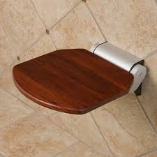 Bath Shower Stool Small Teak Shower Stool Interior Exterior Homie Making Teak