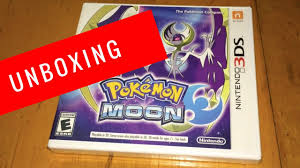black friday new nintendo 3ds solgaleo black edition amazon pokemon moon unboxing nintendo 3ds youtube