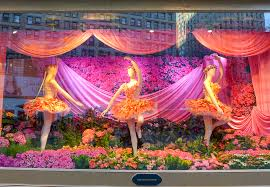 welcomed in at macy s flower show today s the day i
