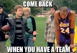 Laker Hater Memes - nba memes on twitter kobe bryant haters logic lakers nba http