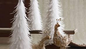 ornament white feather owl ornament beautiful white owl ornaments