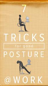 desk exercises at the office 7 simple ways to improve your posture at work
