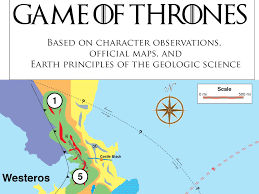 Map Of Tectonic Plates Mapping Fantasy The Story Behind The Game Of Thrones Geologic