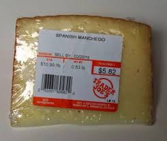 carbs in light string cheese manchego cheese from trader joe s nurtrition price