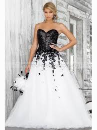 brautkleider schwarz weiãÿ hervorragend brautkleid schwarz weiß dekoration hochzeitskleid