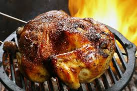 grilled whole turkey recipe epicurious