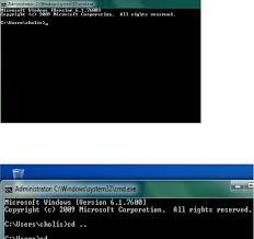 membuat database lewat cmd tutorial membuat database perusahaan menggunakan command prompt