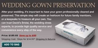 wedding dress cleaning and preservation your day your way wedding dress preservation july