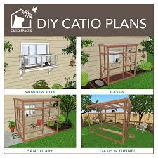 it u0027s easy to build a diy catio for your cat catio spaces