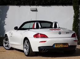 used alpine white bmw z4 for sale dorset