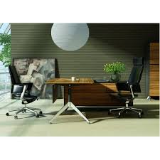 Adept Office Furniture by Adept Timber Veneer Executive Setting Bulb End Desk Adept Office