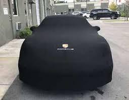 porsche 911 car cover porsche cayman 987 987 2 981 982 718 slim fit car cover black ebay