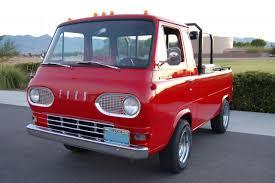 Vintage Ford Econoline Truck - 1961 ford econoline pickup