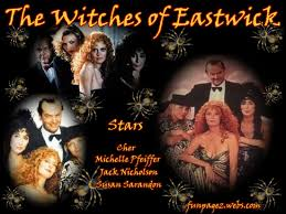 classic halloween monsters the witches of eastwick 1987 classic monsters new monsters