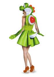 Mario Womens Halloween Costume Women U0027s Yoshi Skirt Costume