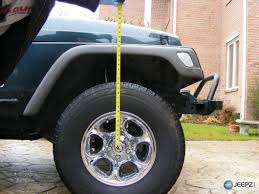 jeep wrangler height what s the height of a stock wrangler