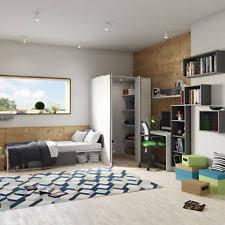 modernes jugendzimmer schlafzimmer sets für jungen und mädchen ebay