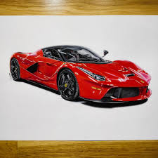 ferrari laferrari sketch search results for laferrari draw to drive