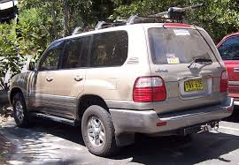 lexus lx 470 suv price in india 2002 lexus lx 470 information and photos zombiedrive