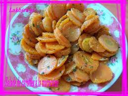 toute la cuisine que j aime salade de carottes à la marocaine toute la cuisine que j aime