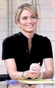 images of amy robach haircut amy robach cuts hair short to take control away from breast cancer