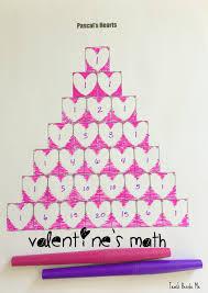 valentine u0027s math pascal u0027s triangle teach beside me