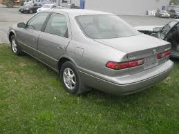 tokunbo 1997 toyota camry for sale price negotiable autos