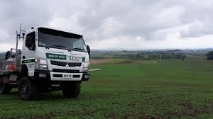 mitsubishi truck 2000 equipment northland vegetation control