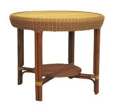 Dark Wicker Patio Furniture by 93 Best Wicker End Tables Images On Pinterest End Tables The