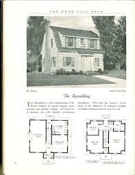 house plans 1900 cottage style house plans antique dutch colonial