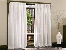 Window Drapes And Curtains Ideas Curtain Top 10 Contemporary Kitchen Sliding Door Curtain Ideas