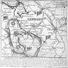 Aachen Germany Map by Map Europe 10 10 44 E Jpg