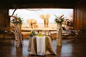 rustic art deco wedding at natural history museum