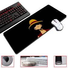 Gaming Desk Mat Free Shipping One Black Anti Skid Extended Gaming Wide Large
