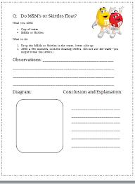 science fair report template worksheet for science fair project worksheet best free printable