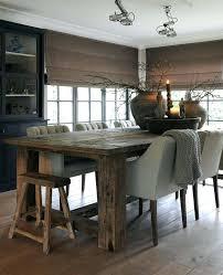 gray dining room ideas rustic gray dining table best modern rustic dining table ideas on