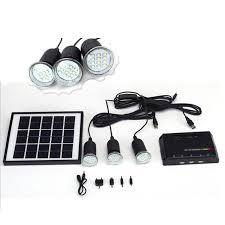 solar dc lighting system tamproad solar led exterior home lighting system kits solar panel