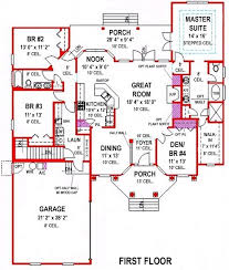 courtyard garage house plans 4 bedroom 2 bath house plan alp 09ad allplans