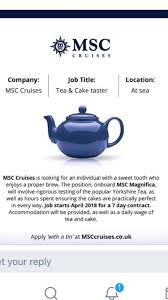 Azura Home Design Forum by Msc Dream Job From Twitter Cruise Critic Message Board Forums