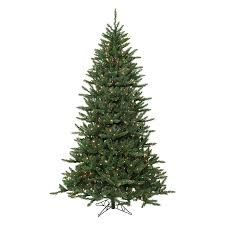 shop northlight 7 ft 6 in 2 935 count pre lit frasier fir